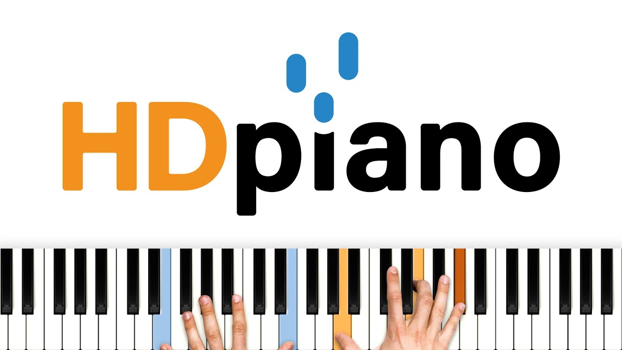 HDpiano's Famous Hybrid Piano Lessons! – The Best Tutorials on YouTube
