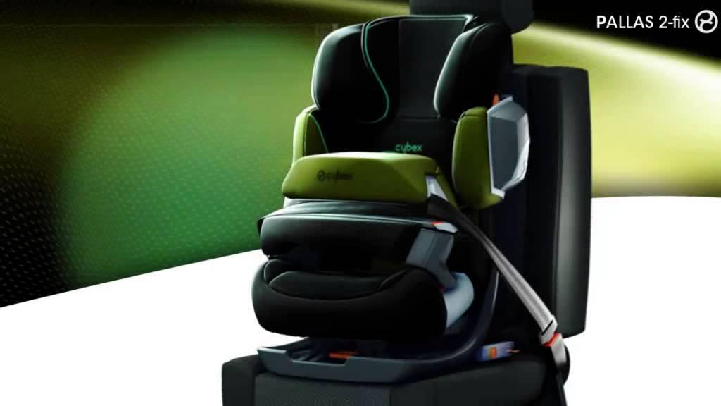 si ge auto groupes 1 2 et 3 pallas 2 fix de cybex de youtube. Black Bedroom Furniture Sets. Home Design Ideas