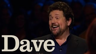 Michael Ball Flashes Cher