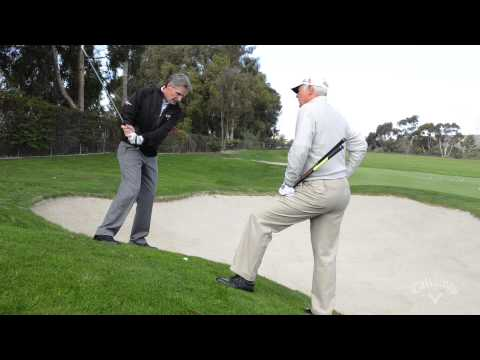 Chipping from Downhill Lies with Roger Cleveland - Wedgeducation