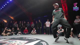 Protas Vs Geo Final Popping Battle Fordanzo Dance Camp October 2016 S Petersburg