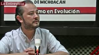 La entrevista a Fausto Vallejo Mora