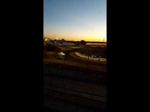 Economy Sprints June 25th, Marysville Raceway. Cameron Haney