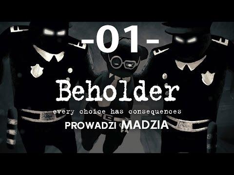 Beholder #01 - Zaczynamy pracę