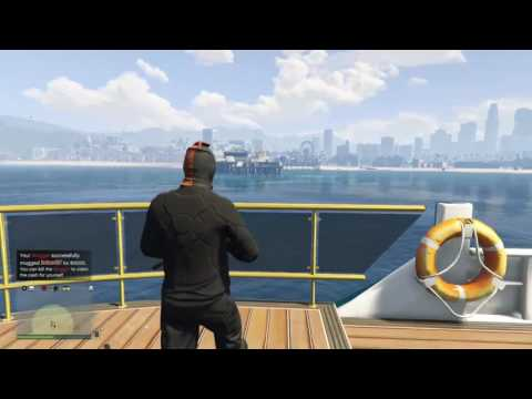 Gtav Yacht Life