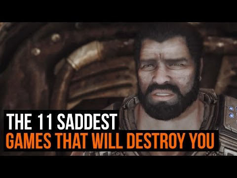 The saddest video games that will actually make you cry