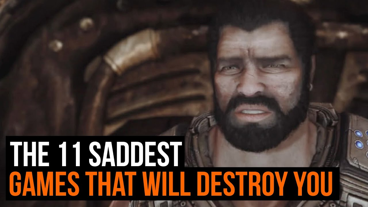 The saddest video games that will actually make you cry | GamesRadar+