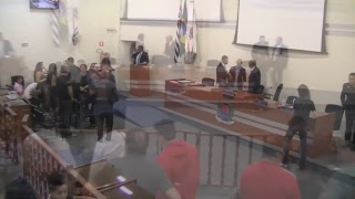 Título de Cidadão Ararense ao Sr. Silvio Antônio Garlizoni