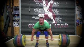 John Cena Weightlifting Gym Workout 2017 | WrestleMania 33