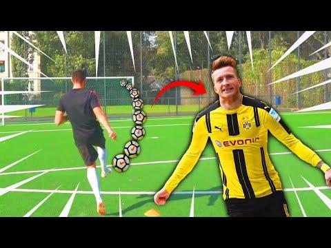 MARCO REUS FUßBALL CHALLENGE | BROTATOS
