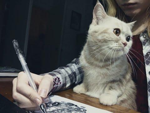 """Рисую """"фанарт"""""""