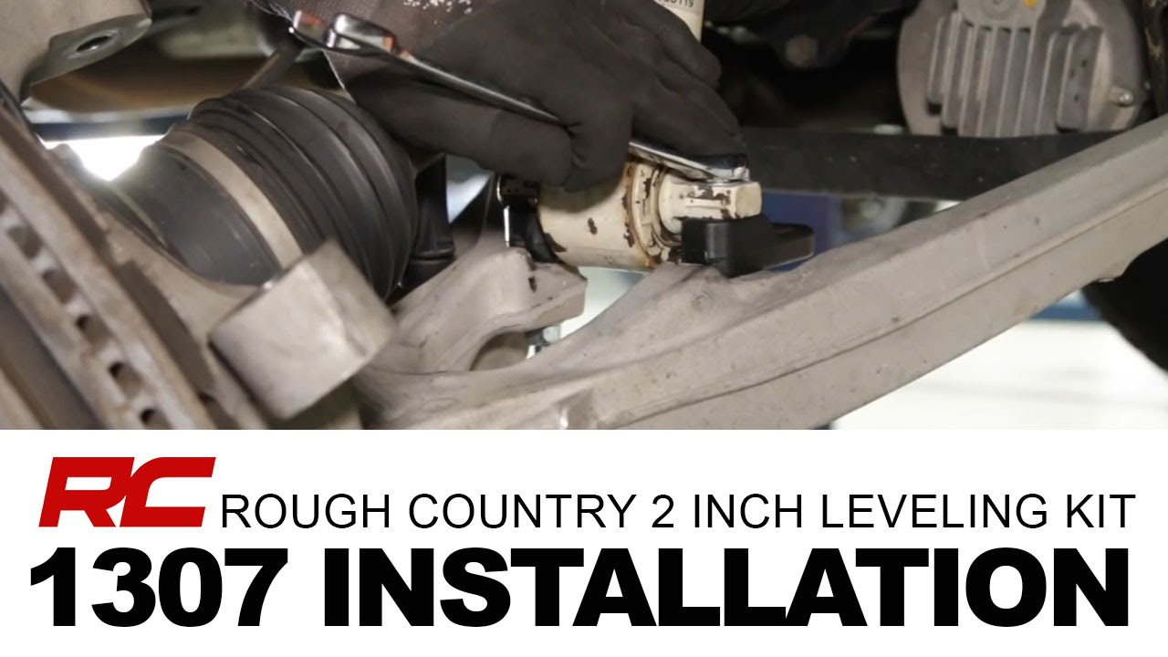 Rough Country 922 2 Suspension Leveling Kit
