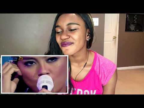 AGNEZ MO - THINGS WILL GET BETTER - Indonesian Idol 2014 {REACTION}