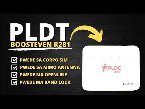 PLDT Boosteven r281