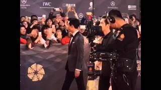 【鍾漢良】《2016第六屆北京國際電影節》開幕式紅毯-電影驚天大逆轉劇組 鍾漢良、李政宰、朗月婷