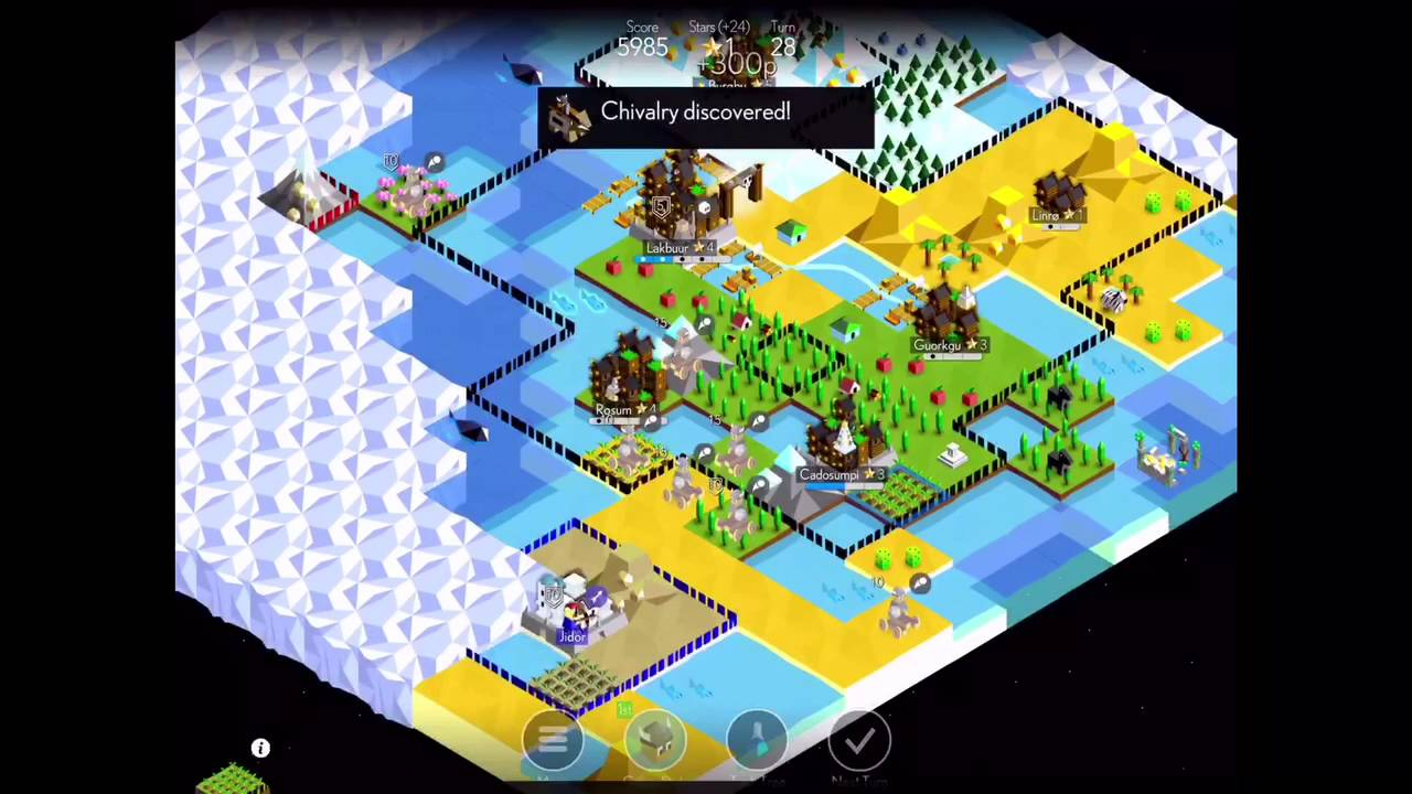 how to get all tribes in polytopia for free