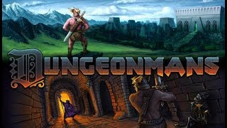 Dungeonmans 2019 - Adventuring Academy Old School Roguelike