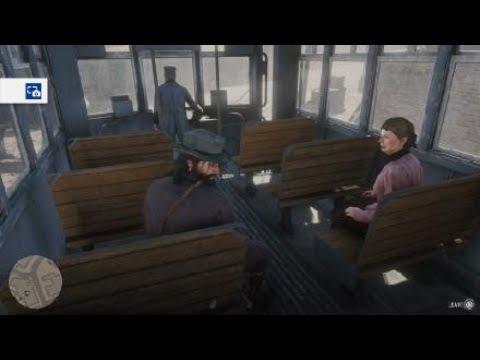 Gekkigheid in tram