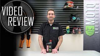 Motul 5100 4T 10W-40 4-Stroke Oil Review by Moto Everything