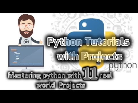 Python Tutorials with Project - 1. overview thumbnail