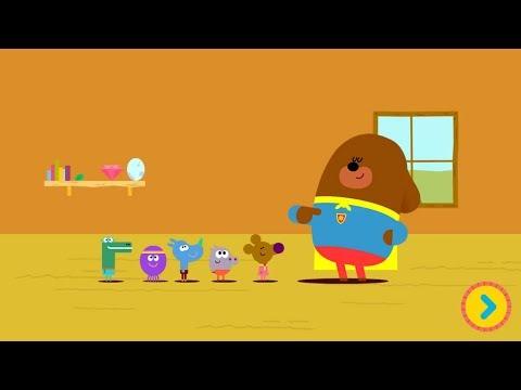CBeebies Hey Duggee Big Badge App For Kids Full Episodes Walkthrough 2017