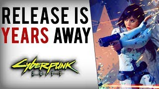 Cyberpunk 2077 HUGE NEWS! Multiplayer Confirmed, Release Still Years Away, Currently In Pre-Alpha