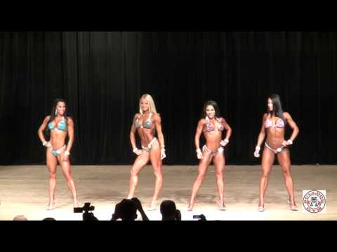 IFBB Pro Bikini All Callouts 2015 Fort Lauderdale Cup
