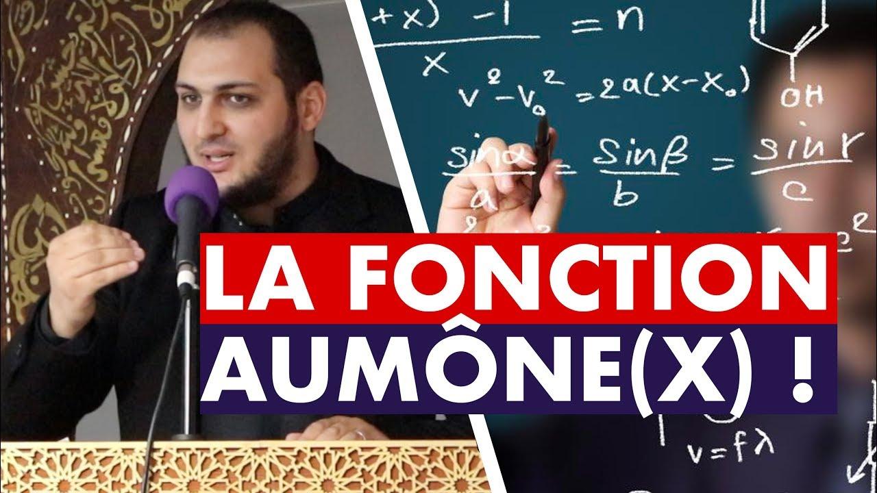 LA FONCTION AUMÔNE (X) ! - IMAM BOUSSENNA