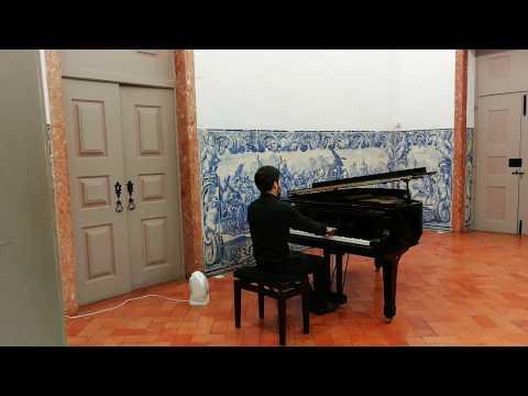 Chopin - Nocturne op.27 nº2; Andante spianato et grande polonaise brillante op.22 | António Cebola
