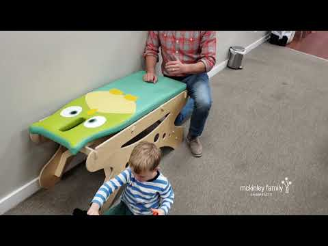 Chicago IL Chiropractor - Leg Pumping for Kids