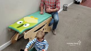 Download Video Chicago IL Chiropractor - Leg Pumping for Kids MP3 3GP MP4