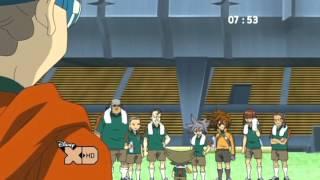 Inazuma Eleven S2 56 - Mark Contre Axel, le Duel!