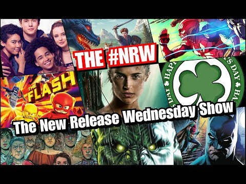 NRW: Marvel Studios' Avengers: Infinity War Trailer Reaction Compilation! #NewReleaseWednesday #NRWиз YouTube · Длительность: 9 мин13 с