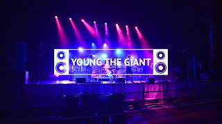 Reverb Soundcheck: Young the Giant