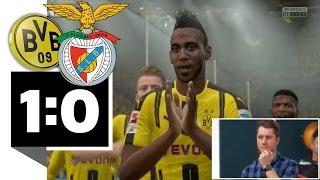 Dortmund setzt sich gegen Benfica durch - BILD FIFA 17 Turnier