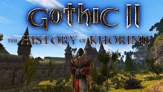This Upcoming Mod is Like A NEW Game - Gothic 2 History of Khorinis (Dzieje Khorinis)
