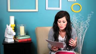 "Kari Jobe - ""Words of Encouragement"" Part 1"