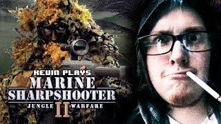 Kevin plays Marine Sharpshooter II: Jungle Warfare