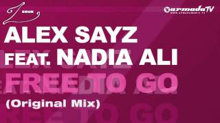 Watch Alex Sayz Free To Go video