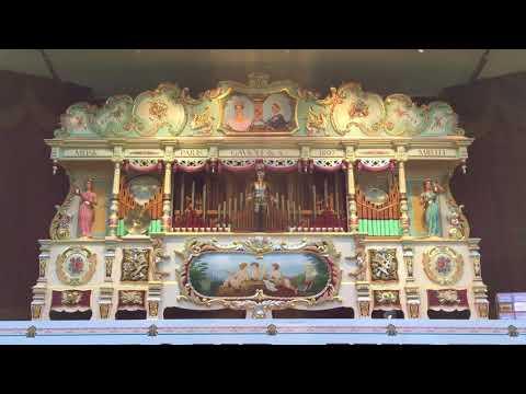 COAA Olcott Beach Band Organ Rally 2017 - Roger Wiegand's 89 Key Gavioli 'Diamond Jubilee