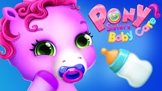 Fun Horse Care Games - Play Baby Pet Pony Dress Up Pony Makeover Girls Kids Games