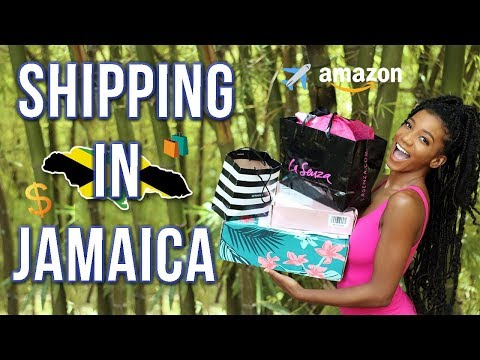 HOW TO SHOP ONLINE FROM JAMAICA! EASY SHIPPING Tips/Advice! | Annesha Adams