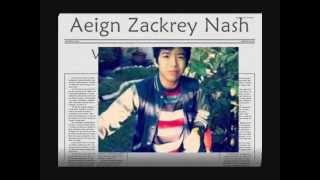 Aeign Zackrey Nash Victoriano Aguas.♥ ∞
