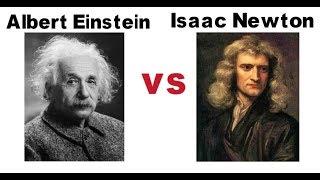 Einstein  vs Newton