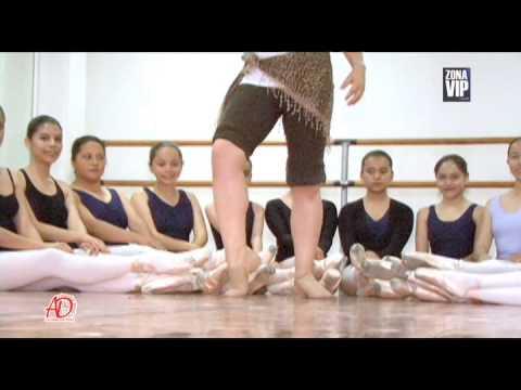 Academia de ballet en latex - 3 part 2