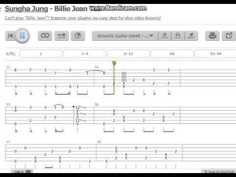 Sungha jung Billie Jean - YouTube