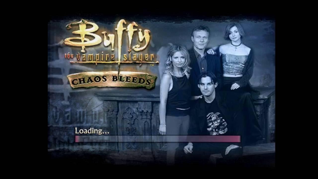 Dolphin 5.0 Gamecube Emulator Test: Buffy The Vampire Slayer_ Chaos Bleeds