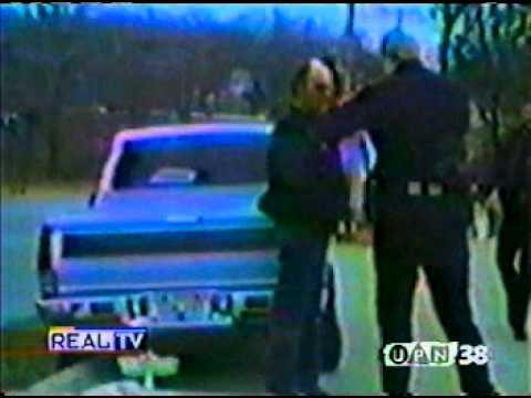 Officer Reggie Koch Arresting a CIA Agent!