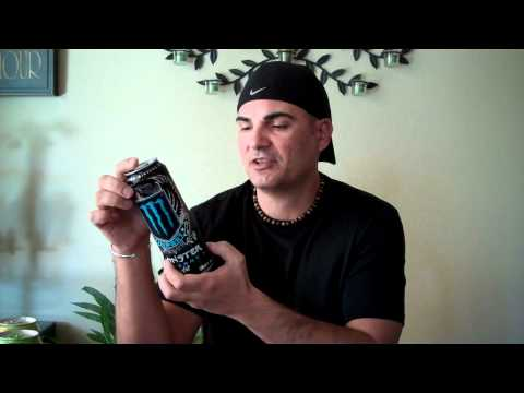 Monster Energy Drinks Side Effects
