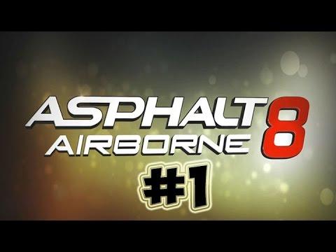 Мультики про Машинки Игры Гонки на Крутых Тачках Asphalt 8 Airborne #2